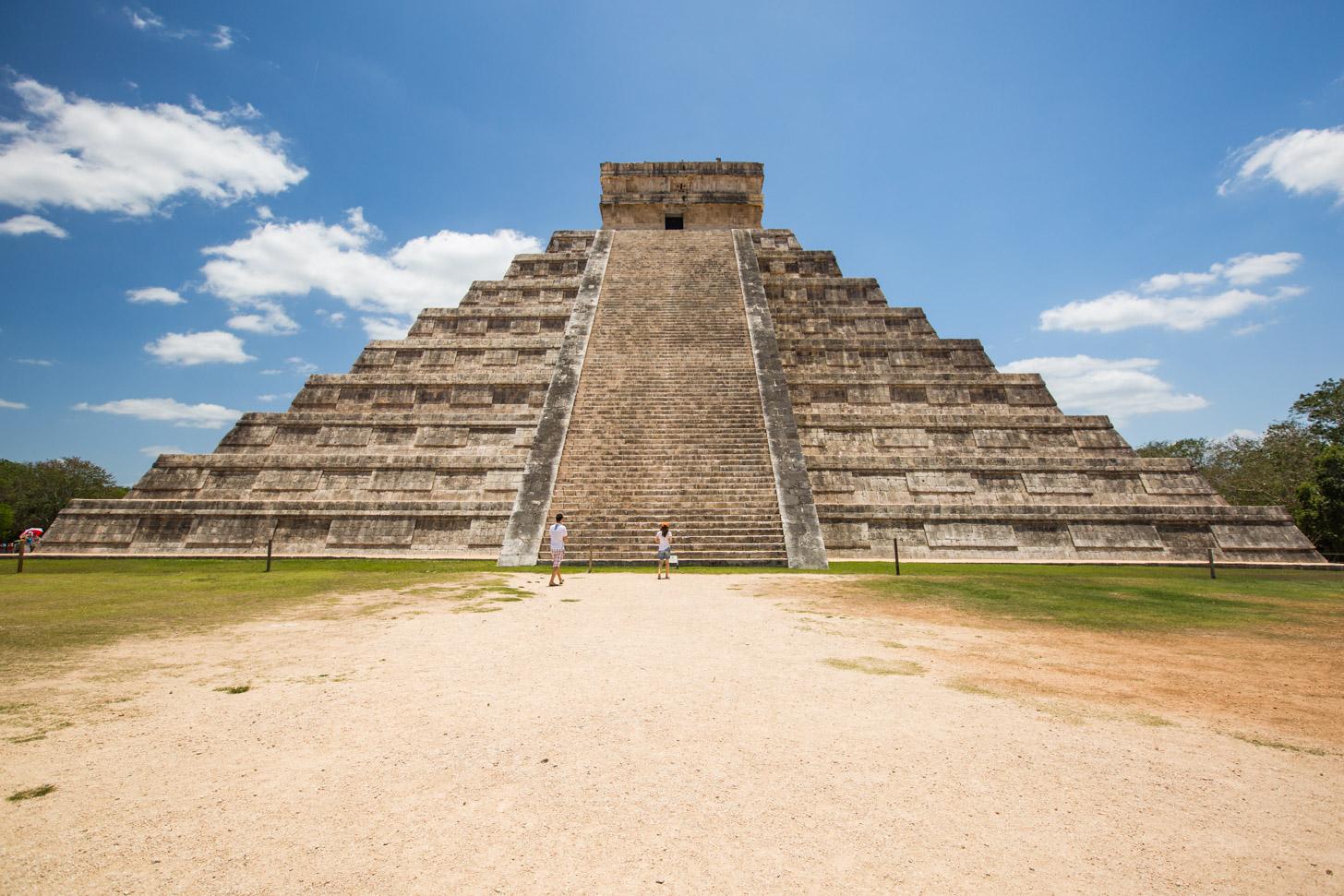 Maya-stad Chichén Itzá