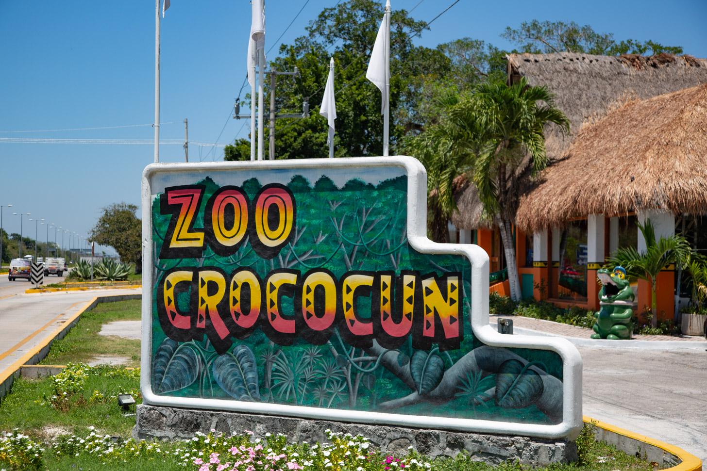 Croco Cun Zoo entree