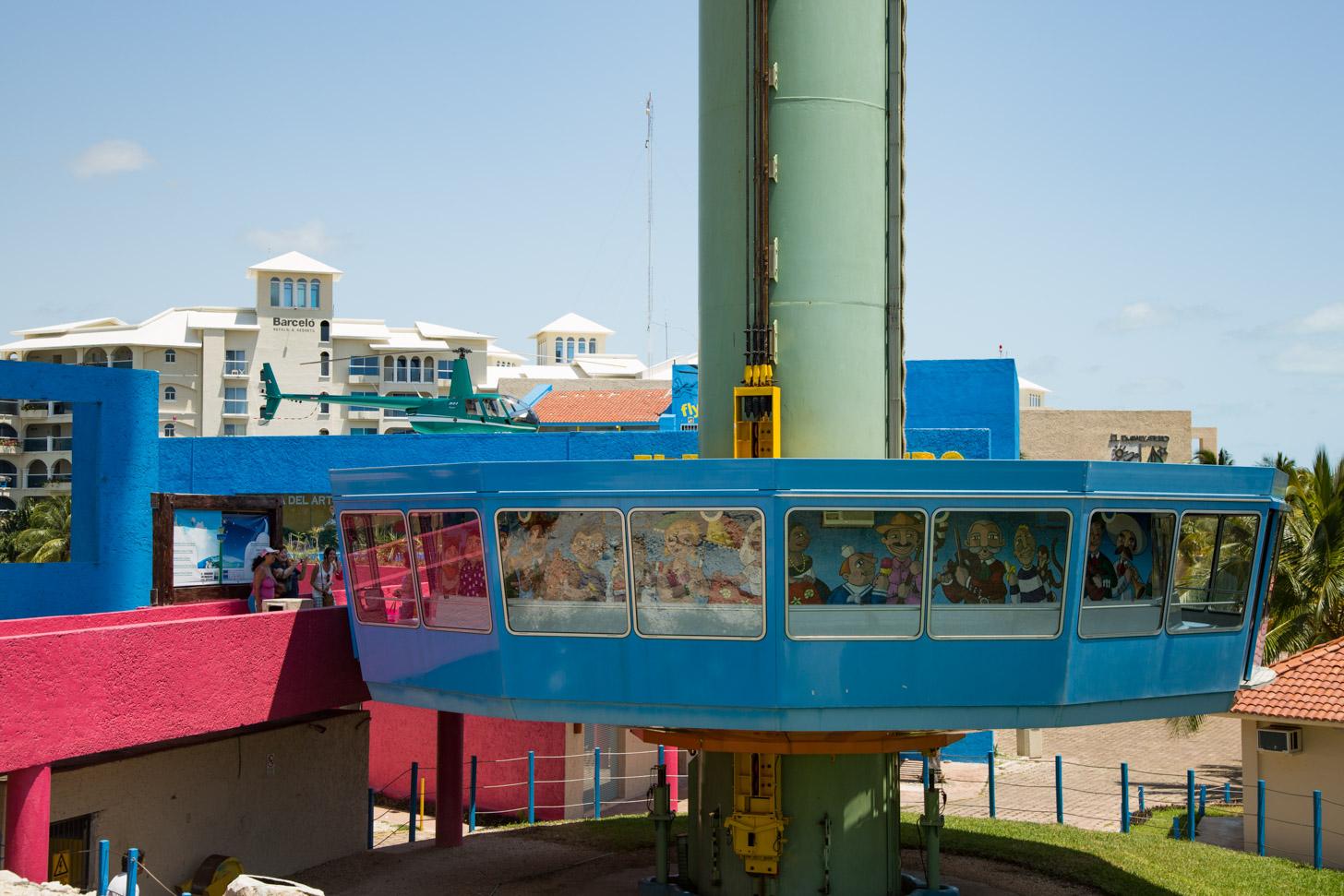 Torre de Cancún