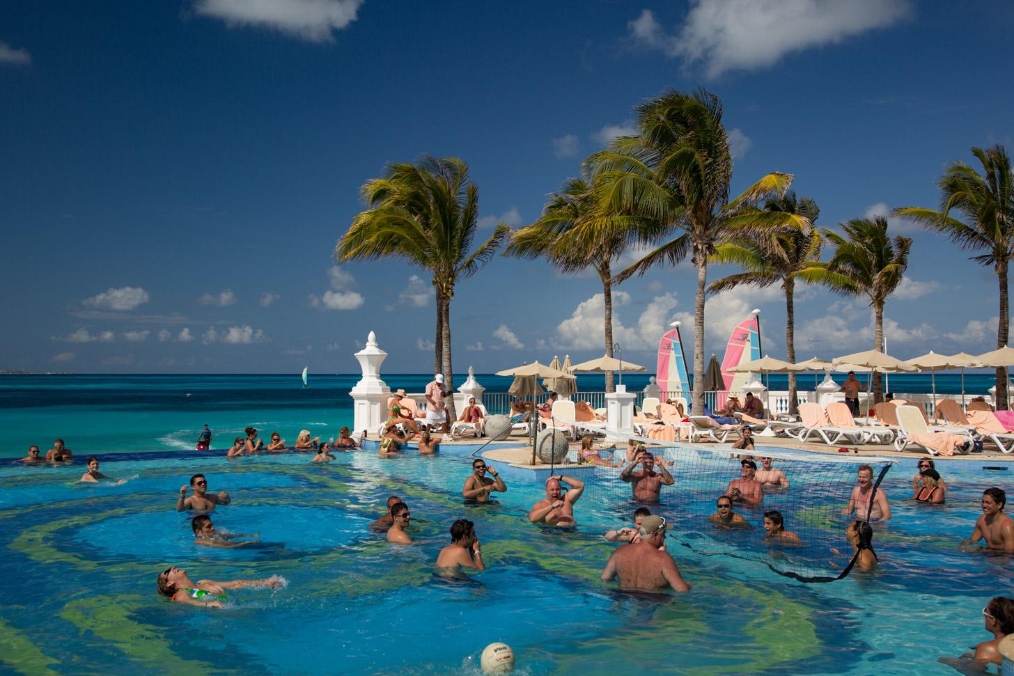 Heerlijk genieten in Cancun