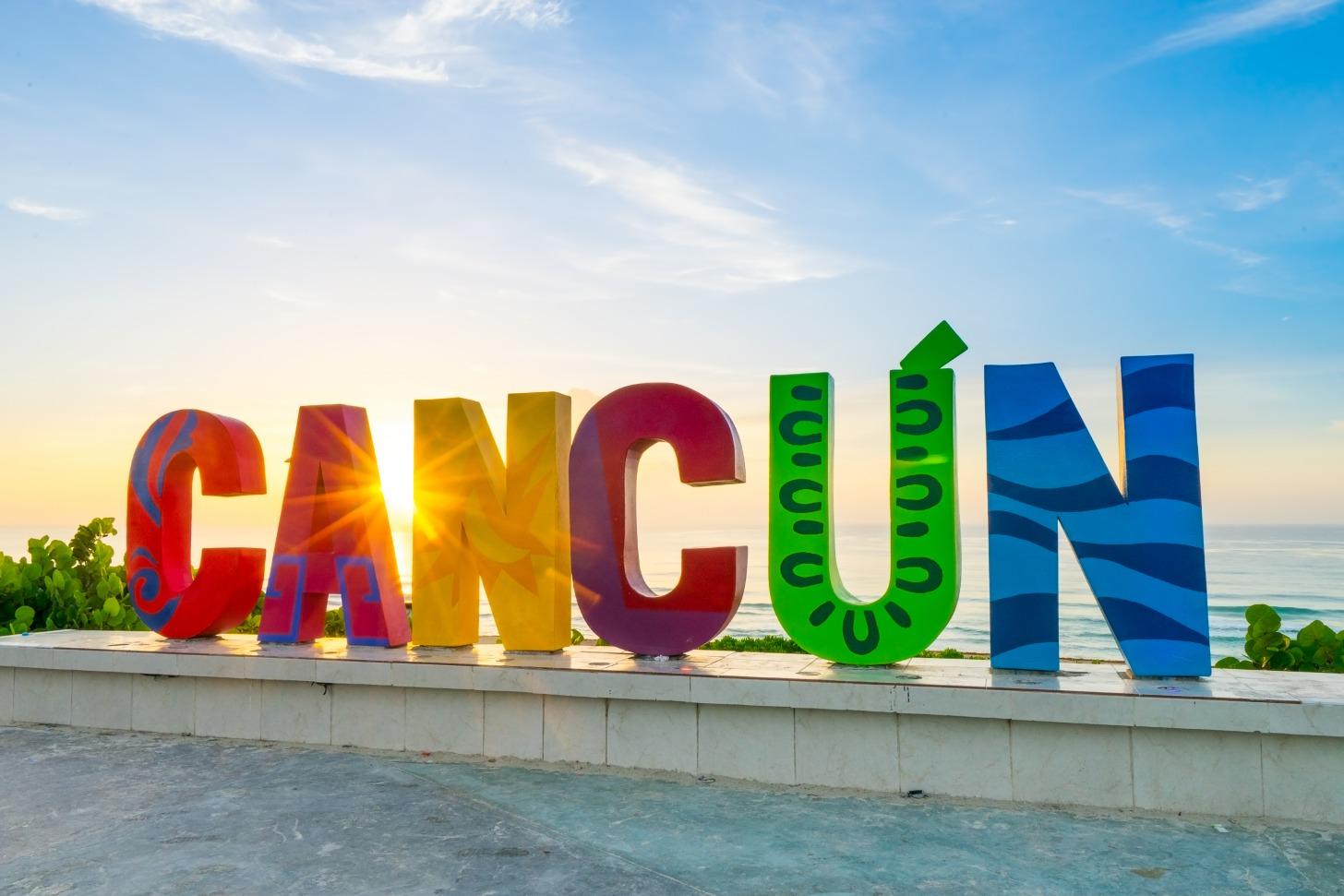 Cancun heet je welkom!